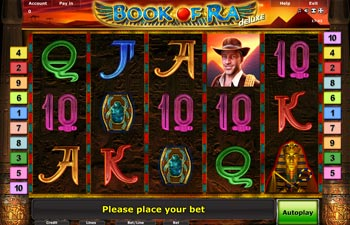 best online casino de slots book of ra