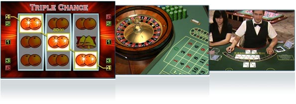 Casino vartijas