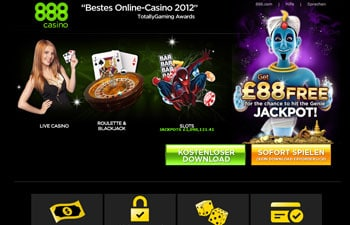 888 online casino book of raa